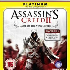 Assassin's Creed 2 Goty Edition Ps3 - Jocuri PS3 Ubisoft