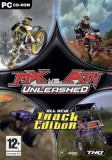 Mx Vs Atv Unleashed Pc, Curse auto moto, 12+, Thq