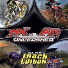 Mx Vs Atv Unleashed Pc - Joc PC Thq, Curse auto moto, 12+