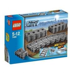 Lego City Flexible Tracks - 7499
