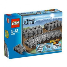 Lego City Flexible Tracks - 7499
