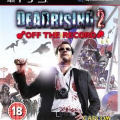 Dead Rising 2 Off The Record Ps3 - Jocuri PS3 Capcom, Actiune, 18+