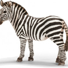Figurina Animal Zebra Femela - 14392 - Figurina Animale Schleich