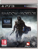 Middle Earth Shadow Of Mordor Ps3, Role playing, 12+