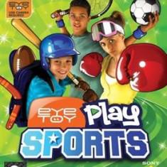 Eyetoy Play Sports Ps2 - Jocuri PS2 Sony