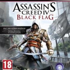 Assassin's Creed Iv Black Flag Ps3 - Jocuri PS3 Ubisoft, Actiune, 18+