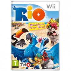 Rio Nintendo Wii - Jocuri WII Thq, Actiune, 3+