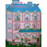 Princess Top My House Blue
