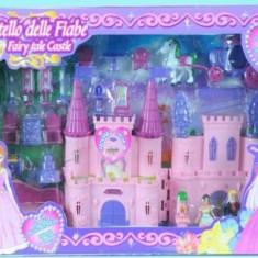 Castel Pentru Papusi Cu Lumini, Sunete Si Accesorii