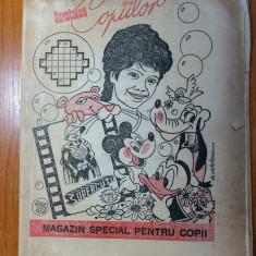 Revista sanatatea copiilor 1989