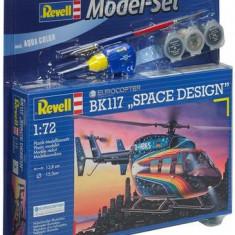 Macheta + Accesorii Eurocopter Bk 117