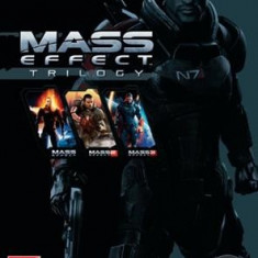Mass Effect Trilogy Pc, Shooting, 18+, Single player, Electronic Arts