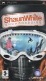 Shaun White Snowboarding Psp, Sporturi, 3+, Single player, Ubisoft