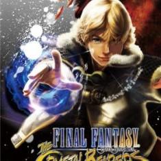 Final Fantasy Crystal Chronicles Crystal Bearers Nintendo Wii - Jocuri WII Square Enix, Actiune, 12+