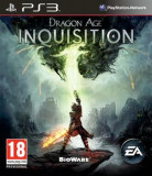 Dragon Age Inquisition Ps3, Role playing, 18+, Electronic Arts