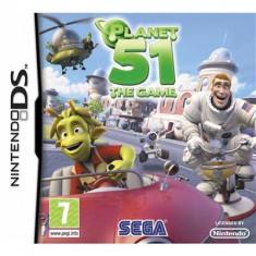 Planet 51 Nintendo Ds, Sega