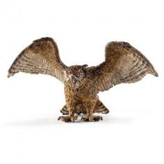 Figurina Schleich - Bufnita Vultur - 14738 - Figurina Animale