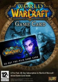 World Of Warcraft Game Card 60 Days Pc, Role playing, 16+, Single player, Blizzard