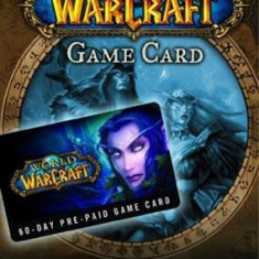 World Of Warcraft Game Card 60 Days Pc - Joc PC Blizzard, Role playing, 16+, Single player