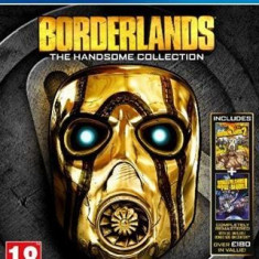 Borderlands The Handsome Collection Ps4 - Jocuri PS4, Shooting