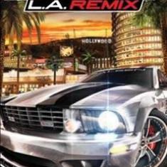Midnight Club La Remix Psp - Jocuri PSP Rockstar Games, Curse auto-moto, 12+