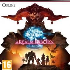 Final Fantasy Xiv A Realm Reborn Ps3 - Jocuri PS3 Square Enix, Role playing, 16+
