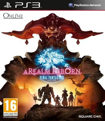 Final Fantasy Xiv A Realm Reborn Ps3 foto