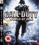 Call Of Duty World At War Ps3, Shooting, 18+, Activision