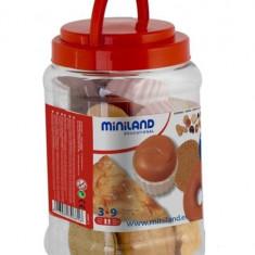 Produse De Cofetarie Set De 15 Figurine La Borcan - Miniland