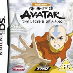 Avatar The Legend Of Aang Nintendo Ds - Jocuri Nintendo DS Thq
