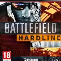 Battlefield Hardline Ps3 - Jocuri PS3 Electronic Arts, Shooting, 16+