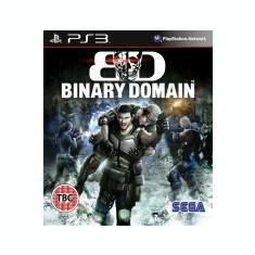 Binary Domain Ps3 - Jocuri PS3 Sega, Shooting, 18+