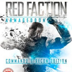 Red Faction Armageddon Commando & Recon Edition Ps3 - Jocuri PS3 Thq, Shooting, 16+