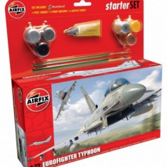Kit Constructie Avion Eurofighter Typhoon - Set de constructie Airfix