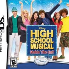 High School Musical: Makin' The Cut Nintendo Ds - Jocuri Nintendo DS, Simulatoare, Toate varstele