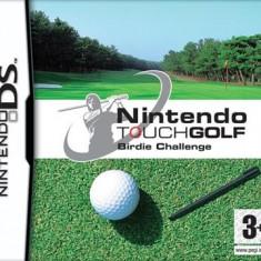 Nintendo Touch Golf Birdie Challenge Nintendo Ds - Jocuri Nintendo DS