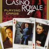 Pachet Carti De Joc James Bond 007 Casino Royale - Jocuri Board games