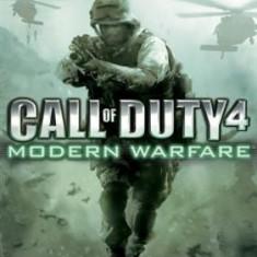 Call Of Duty 4 Modern Warfare Pc - Joc PC Activision, Shooting, 18+, Multiplayer