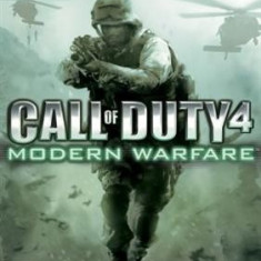 Call Of Duty 4 Modern Warfare Pc - Jocuri PC Activision, Shooting, 18+, Multiplayer