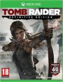 Tomb Raider Definitive Edition Xbox One, Role playing, Multiplayer, 18+, Square Enix