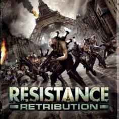 Resistance Retribution Psp - Jocuri PSP Sony, Shooting, 16+