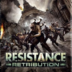 Resistance Retribution Psp - Jocuri PSP Sony, Shooting, 16+