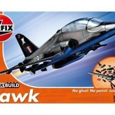 Macheta Avion De Construit Bae Hawk - Set de constructie Airfix