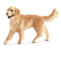 Figurina Animal Golden Retriever, Femela - Figurina Animale Schleich