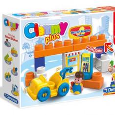 Clemmy Plus Set Benzinarie - 14877 Clementoni