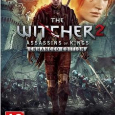 The Witcher 2 Assassins Of Kings Enhanced Edition Pc - Joc PC CD PROJEKT RED, Role playing, 18+, Single player