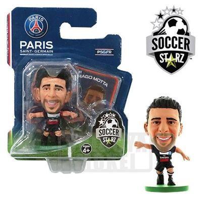 Figurina Soccerstarz Paris St Germain Thiago Motta foto mare