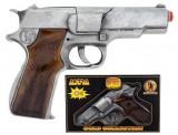 Pistol Politie Gonher Old Silver - Gh125/1