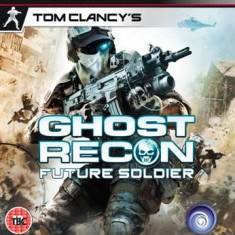 Tom Clancy's Ghost Recon 4 Future Soldier Ps3 - Jocuri PS3 Ubisoft, Shooting, 18+