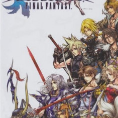 Dissidia Final Fantasy Psp - Jocuri PSP Square Enix, Role playing